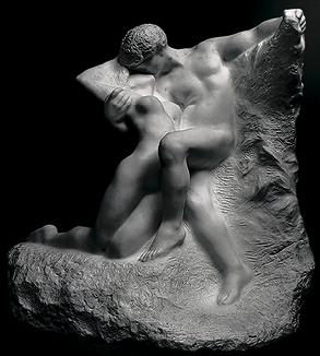Auguste Rodin, Eternal Spring