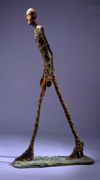 Alberto Giacometti, Walking Man