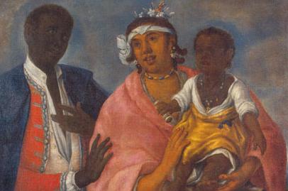 Negro + mulato=  sambo Castas en la época colonial