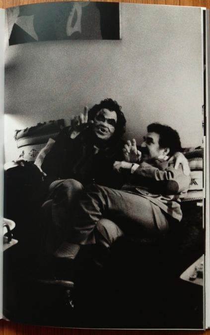 Con García Márquez