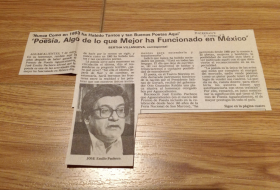 Nota: Excelsior 8/mayo/1993