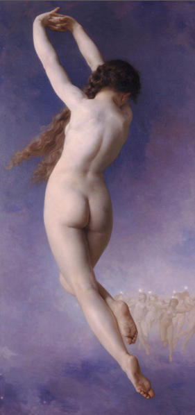 Pintura: William Adolphe Bougereau