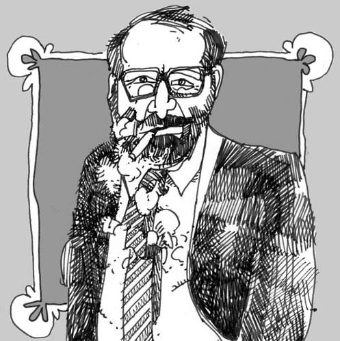 Umberto Eco ¿un Exagerado Serial?