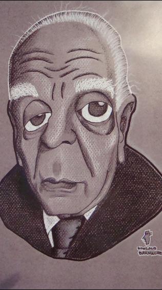 Caricatura: Gonzalo Barnachea