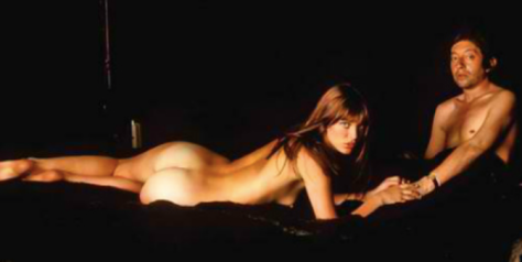 Birkin y Gainsbourg