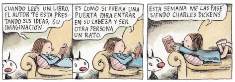 Dibujo: Liniers www.porliniers.com