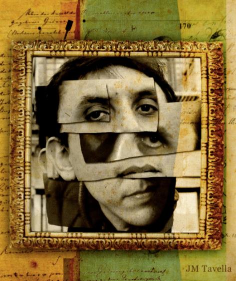 Composición con fotos de Alberto Chimal: J. M. Tavella