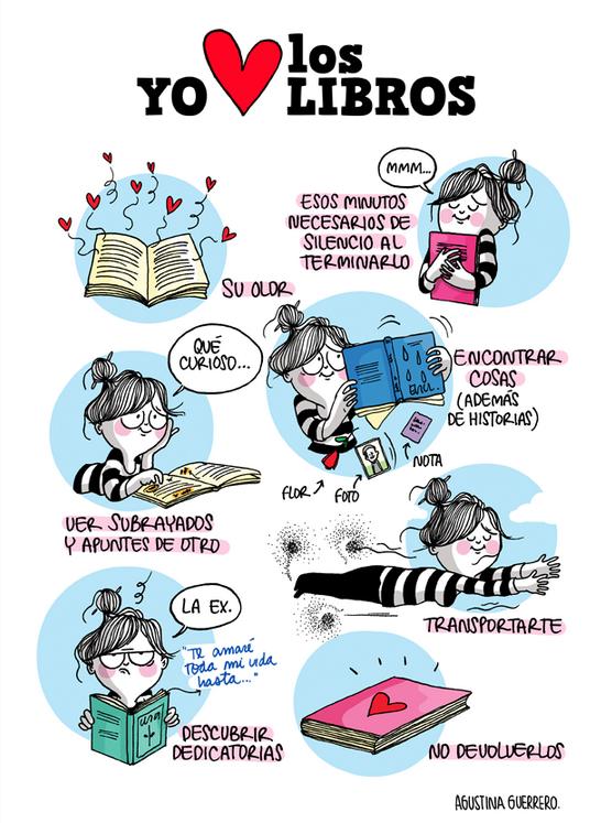 Cartón: Agustina Guerrero
