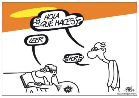 Cartón: Forges