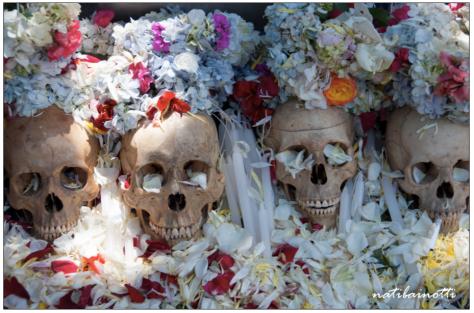 Foto: Nati Bainotti. Día de muertos en México