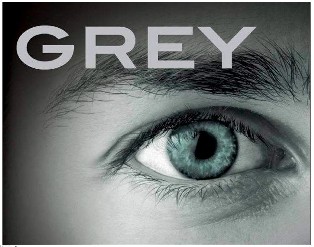 Cuarta parte de las 50 sombras de Grey: la página faltante y mis ...