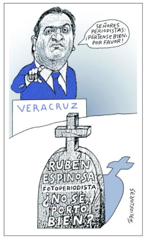 Cartón: Helioflores @Helioflores_mex
