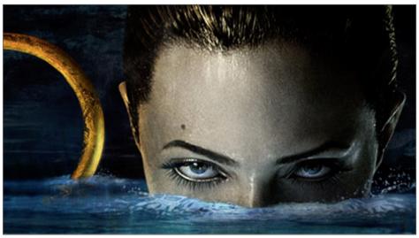 Imagen: Angelina Jolie en Beowulf