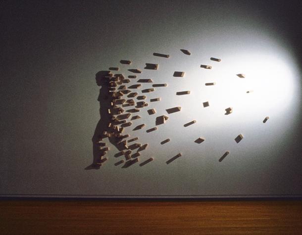 Imagen: Arte de sombra de Kumi Yamashita. http://www.kumiyamashita.com/portfolio/building-blocks/