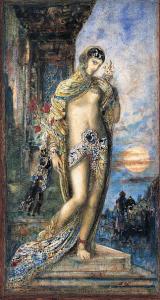 Gustave Moreau, Cantar de los Cantares