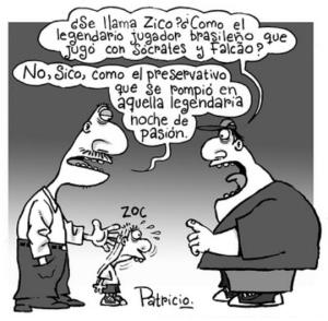 Cartón: Patricio www.patriciomonero.com