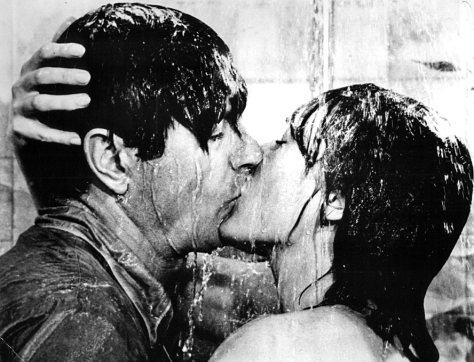 Foto: Julie Andrews y Rock Hudson en Darling Lili (1970)