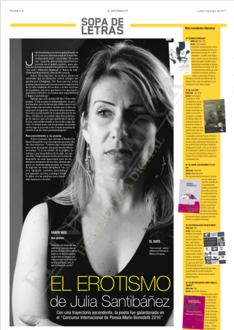 Hoy, en El Informador, el periódico más importante de Guadalajara